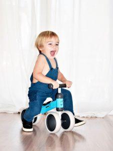 bicicleta de aprendizaje para bebés
